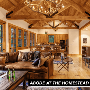 Abode at the Homestead